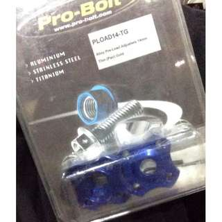 Pro-Bolt Alloy Preload Adjusters