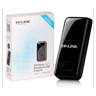 TP-Link N300 mini usb - TL-WN823N