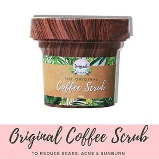 Coffee Scrub TEMYRACLE
