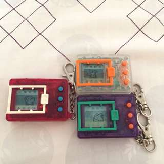 Digimon Vpet Japanese Version 2,3,4