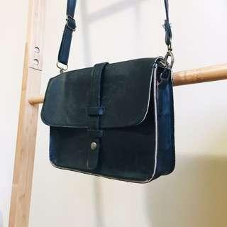 Vintage style Cross Body Bag