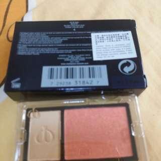 Shiseido blush on (refill)粉橙色
