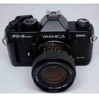 Vintage Camera - Yashica