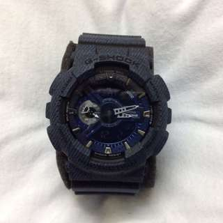 Brand New Blue G-Shock