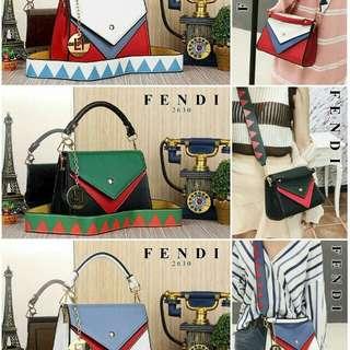 Bag Fendi Top Handle