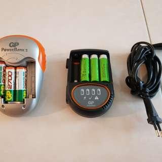 GP Battery Power Banks