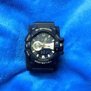 Brand New Black and Gold G-Shock