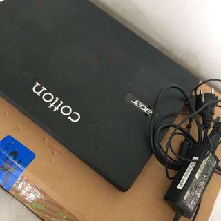 Laptop acer Aspire ES 14