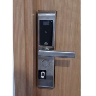 Smart Door Lock Installation Service ONLY