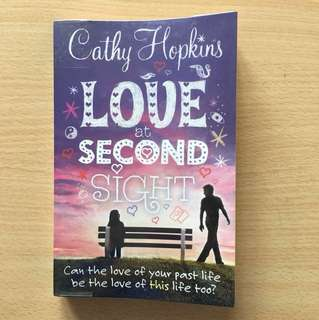 Love at Second Sight by Cathy Hopkins