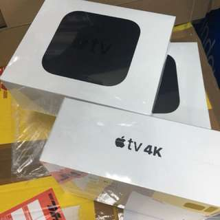 Apple TV 4K 32GB 全新行貨 32G 電視機頂盒