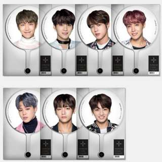 [WTS] BTS WINGS TOUR UNOFFICIAL IMAGE PICKET
