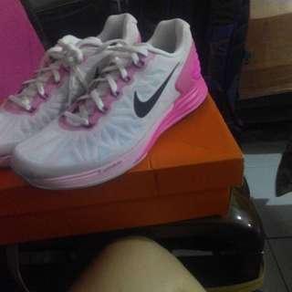 Neon Pink Nike