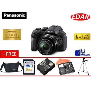 PANASONIC FZ300 BUY 1 FREE 5 !! (Original Panasonic & Official Panasonic)
