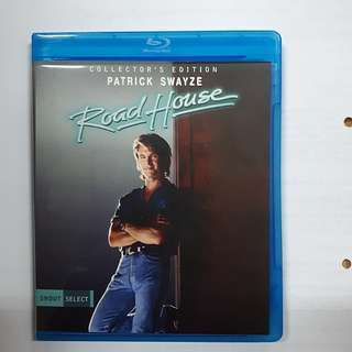Road House Bluray Only (1 Disc) (imported) Region A