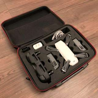 DJI Spark with RC / Batteries / 64GB MicroSD / Free Bag