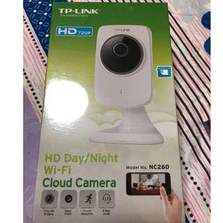 TP-Link HD Day/Night Wi-Fi Camera NC260