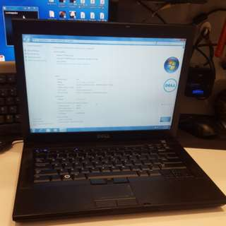Cheap & mint Dell E6400 laptop