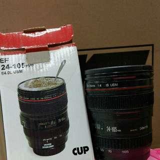 仿 Canon 鏡頭膠杯