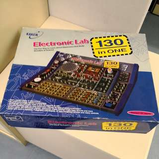 KARAN Electronic lab 130 in 1
