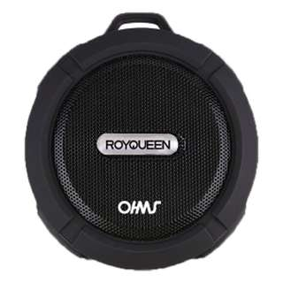 Royqueen Ohmz waterproof Bluetooth Speaker