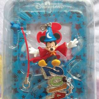 Gantungan Kunci HP Mickey Series 2014
