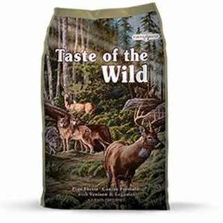 Taste of the Wild Grain Free Pine Forest Venison and Legumes 2kg