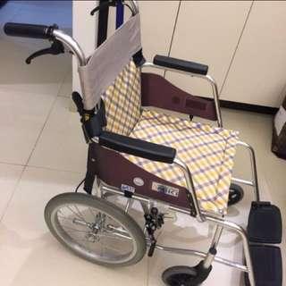 MIKI-MOCC43JL 手動輪椅