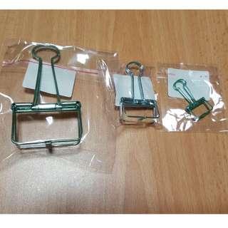 Paper Binder Clips