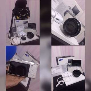 Kamera Samsung NX3000