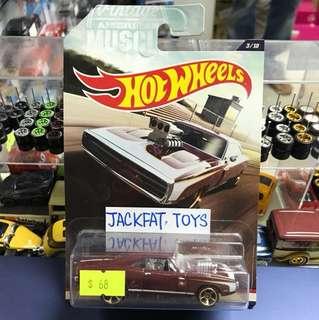 風火輪 hotwheels 1970 Dodge Charger R/T