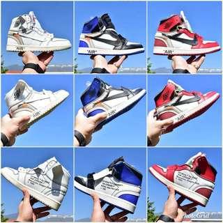Nike Air Jordan 1 X off white
