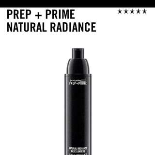 MAC prep & prime natural radiance