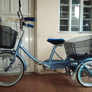 3wheels bike.