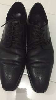 Salvatore Mann Leather Shoes