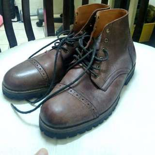 Brygan leather shoes