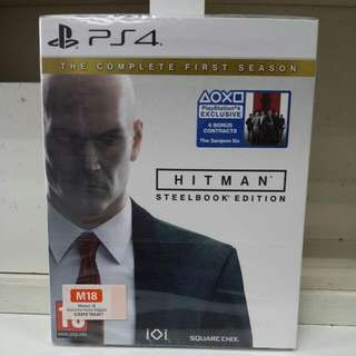 PS4 Hit man The Complete First Season