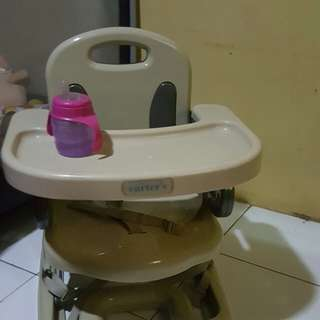 Booster to toddler seat carter's