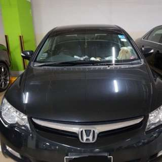 Honda Civic 1.8 Auto VTi-S