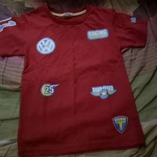 Cars racing tshirt