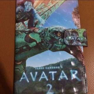 Avatar tab cover