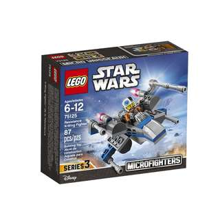 Lego Star Wars Resistance X-Wing Fighter 75125 87pcs