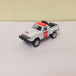 可口可樂 懷舊玩具車 收藏品 Coca-Cola Toy Car