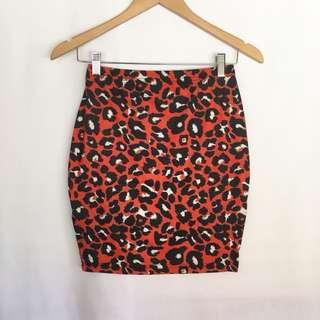 NEW - ASOS Sz 10 Petite Mini Skirt