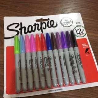 BN Sharpie Fine The Original - 12s