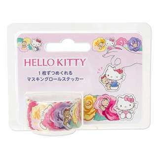 Japan Sanrio Hello Kitty Masking Roll Sticker