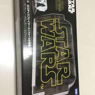 Display box for Star Wars figurine