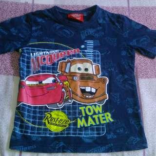 Disney cars top t-shirt