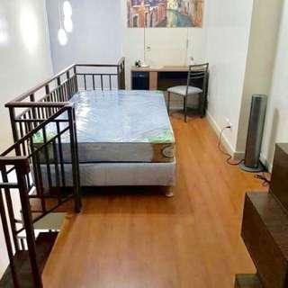 Loft one bedroom for rent