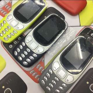 NOKIA KEYPAD PHONES